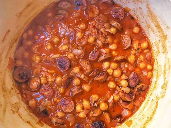 Simmer-until-the-beans-are-tender step