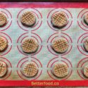 Kitchenaid peanut butter cookie recipe