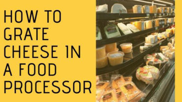 How to shred Cheese In a Food Processor