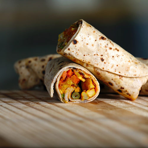 Reheating your yummy burrito has never been easier