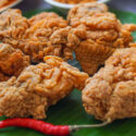 How to Fry Chicken Without Flou